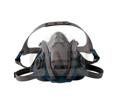 Lepiej zapobiegać - użycie maski gazowej